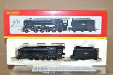 HORNBY R2105C BR BLACK 2-10-0 CLASS 9F LOCO 92158 MINT BOXED na
