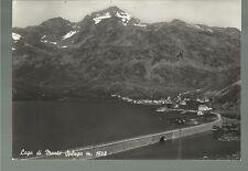 75858 madesimo  sondrio vecchia cartolina  lago di monte spluga