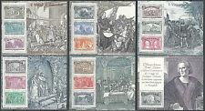 1992 ITALIA FOGLIETTI COLOMBO MNH ** - ED