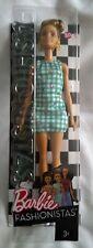 Barbie DVX72 Fashionistas Emerald Check Original Doll New Boxed (No. 54)
