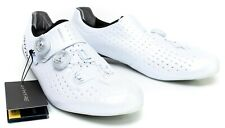Shimano S-Phyre RC9 Carbon Road Bike Shoes EU 44.5 US Men 10.2 White BOA RC901W