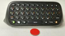 Original Xbox 360 Controller Chatpad | Tastatur | | Schwarz | gebraucht