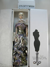 Dazzling Tyler Wentworth Dressed Doll Tonner Platinum Wigged Saran Hair  NRFB
