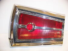 1965 DODGE POLARA LH TAILLIGHT OEM #2445907 2445903