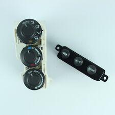 04 05 Honda Civic MX Hybrid A/C Heater Control Assembly Push Dash AC Climate 11