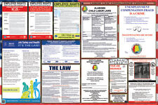 Alabama/Federal Combination Labor Law Posters!