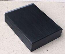 Mini Aluminum Chassi Enclosure Case For Power Amplifier Power Supply Diy