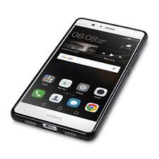 Extreme Element Flexible Drop Proof TPU Precision Gel Case Black Huawei P9 Lite