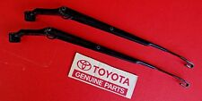 TOYOTA 4RUNNER FRONT WINDSHIELD WIPER ARMS 1996 - 2000 # 5520 & # 5521 OEM USED