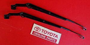 TOYOTA 4RUNNER FRONT WINDSHIELD WIPER ARMS 1996 - 2002 # 5520 & # 5521 OEM USED