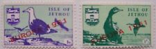 Great Britain - Isle of Jethou - Birds and Europa 1961 MNH