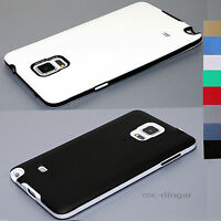 Luxury Soft Rubber Matte Hard Bumper Case Cover For Samsung Galaxy Note 4 5 S8 +