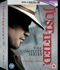 Justified – The Complete Series (Seasons 1-6) DVD Action Crime Drama