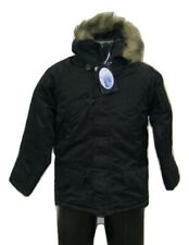 Arctic Storm Padded & Hooded Parka Jacket Size UK XL Boys/Girls