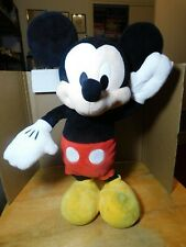 "Lrn~Disney Mickey Mouse Battery Operated 16"" Singing & Dancing"