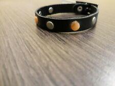 Goth Punk Rock HOT TOPIC Moon Bracelet NEW 8 Inch