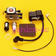 CARBURETOR CARB IGNITION COIL FOR STIHL FS75 FS80 FS85 FC85 OEM 4137 124 1500