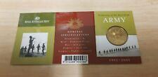 RAM 2001 $1 One Dollar S Sydney Centenary of the Australian Army Uncirculated