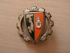 INSIGNE  militaire  516 eme regiment du train  ref 7