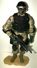 2007 Unimax Elite Force Figure Roderick Jackson
