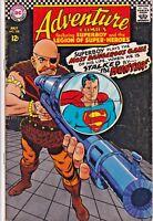 ADVENTURE COMICS#358 VG/FN 1966 DC SILVER AGE COMICS