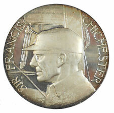 Sailing THE WORLD VOYAGE OF SIR FRANCIS CHICHESTER By Vincze silver