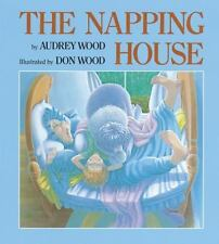 The Napping House: Lap-Sized Board Book: By Wood, Audrey