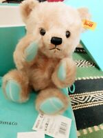 Teddy Bear Tiffany Steiff  Collaboration Limited Rare