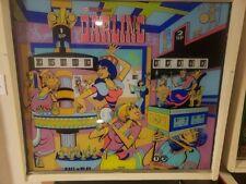 Pinball machine- Darling by Williams