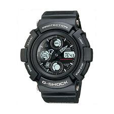 """1997 RETRO Casio G-Shock Mint Condition """"GAUSSMAN MEN IN BLACK"""" AW570MB-1V Watch"""