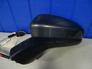 2015-2016-2017-2018 FORD FUSION LEFT SIDE POWER MIRROR OEM BODY PAINNTED
