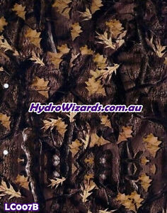1m² Hydrographic, Hydro Dip Water Transfer Print Graphic, CAMOUFLAGE LC007B
