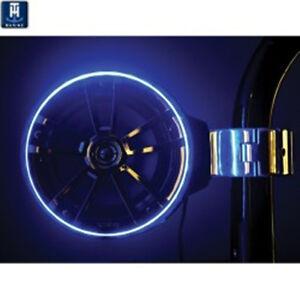 """TH Marine Speaker LED Accent Anello 6"""" Round LED-SMSKR-B"""