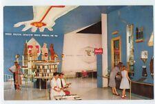 Disneyland Tomorrowland California USA Vintage Postcard A13