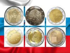 2 Euros conmemorativos Eslovenia S.C.