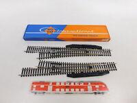 CN402-0,5 #2x Roco H0 / Dc Aiguillage Manuel/Aiguillage NS: 4502L+4503R,Très