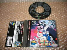 ROBO ARMY NEO GEO CD IMPORT JAP COMPLETE RARE!