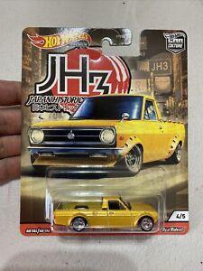 202 HOT WHEELS PREMIUM * CAR CULTURE * '75 DATSUN SUNNY TRUCK (B120) * JH3