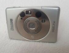 Vintage Canon Ixus Z50 AP compacto cámara de cine con funda de transporte