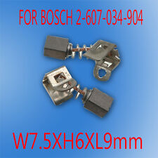 Carbon Brushes For Bosch 2 607 034 904 GSR GSB 12V 14.4V 18V 24V 36V VE-2 Li OZ
