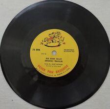 Tina Marie & Red River Valley Arkansas Traveler Vinyl Record 78RPM