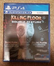 Killing Floor Double Feature Playstation 4 PS4