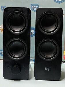 Logitech Z207 2.0 Multi Device Stereo Speaker Bluetooth (Black)