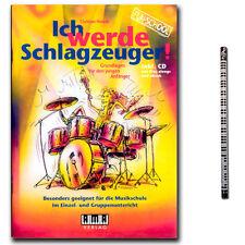 Ich werde Schlagzeuger Christian Nowak, Musik-Bleistift - 610416 - 4018262104165