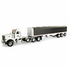 John Deere 1:16 Peterbilt Model 367 Truck Semi With Grain Trailer