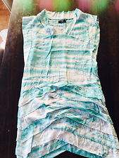 OSCAR THE THIRD Tie Dye Dress S