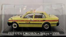 1/43 TOYOTA CROWN TAXI TOKYO 1998 IXO ALTAYA ESCALA