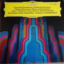 2530 063 Penderecki / Mayuzumi / Williams / Eastman Wind / Hunsberger