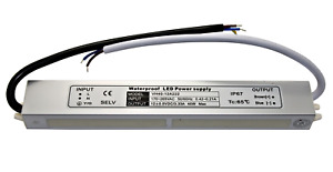 12V Dc Power Supply LED 40 Watt For LED Module IP67 Inside And Outdoor