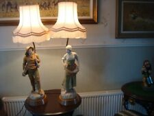 Royal Dux Lamps